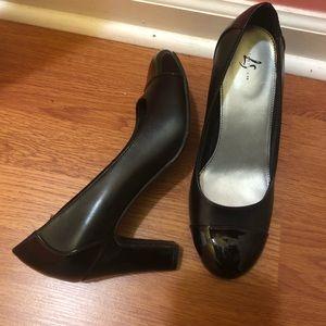 Black Profession Heels
